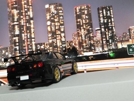 トップシークレットR34黒 (3)