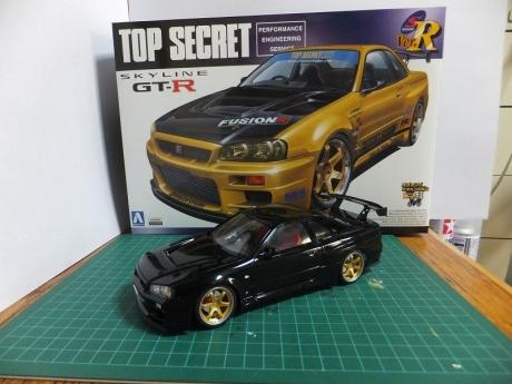 トップシークレットR34黒 (6)