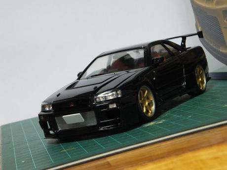 トップシークレットR34黒 (10)