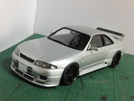 BCNR33銀 (5)