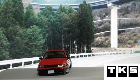 AE86赤レビン2ドア (11)