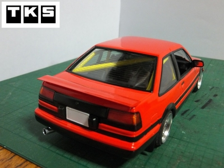 AE86赤レビン2ドア (21)