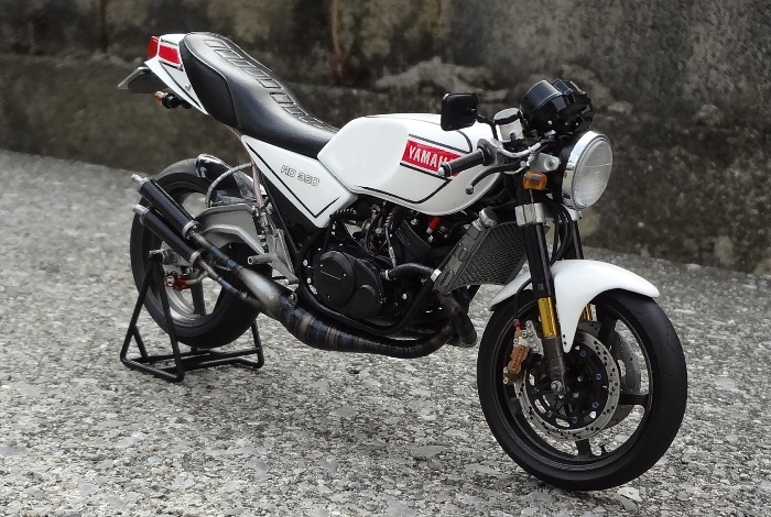 Blog Entry 145 on yamaha rz350