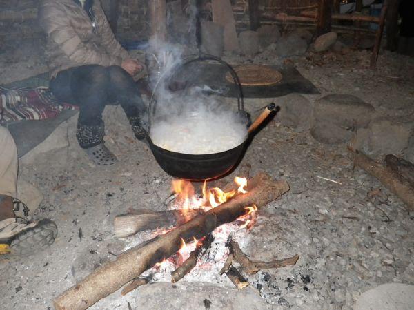 2014.3.21 ほうとう鍋