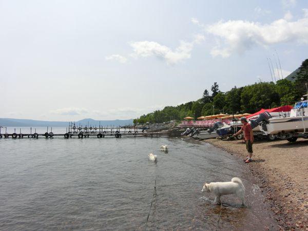 2014.7.28 支笏湖1