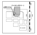 上尾プラザ22地図