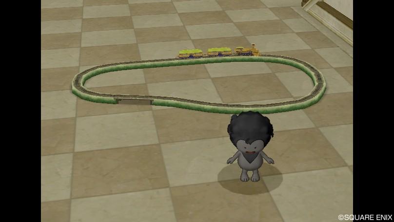 おもちゃ列車1