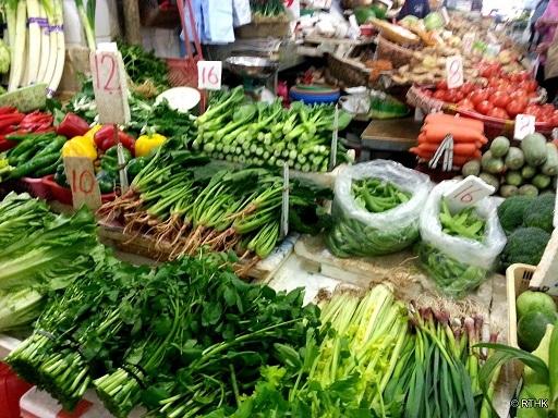 街市野菜 YAHOO 香港2014年2月