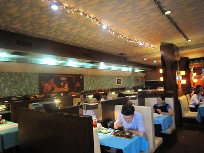 金雀レストラン内(small)
