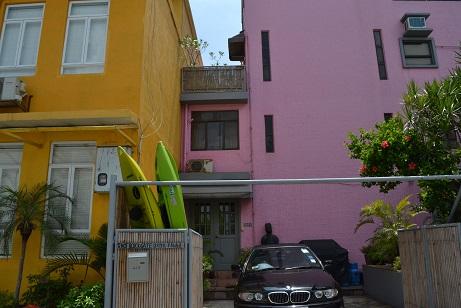 石澳の家1