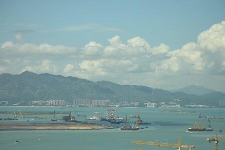 マカオ・珠海・香港