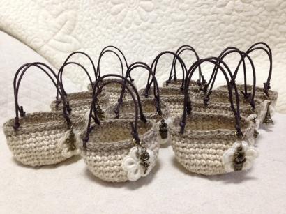 編みミニグラ