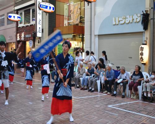 宇和島踊り