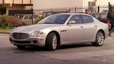 2005 Maserati Quattroporte V on 24