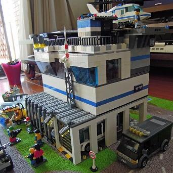LEGO警察その2