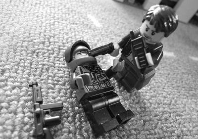LEGO警察その22