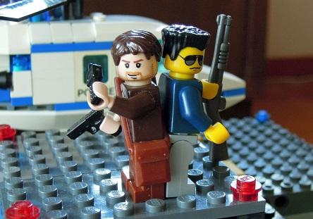 LEGO警察その25