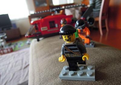LEGO警察その32