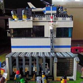 LEGO警察その4