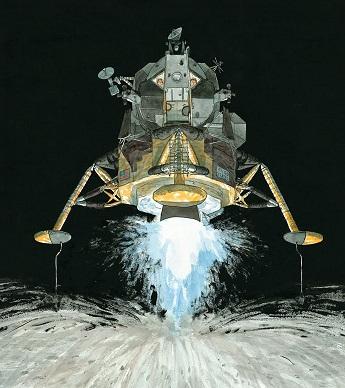 月着陸船イーグル