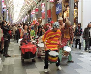 寺町京極商店街blog01