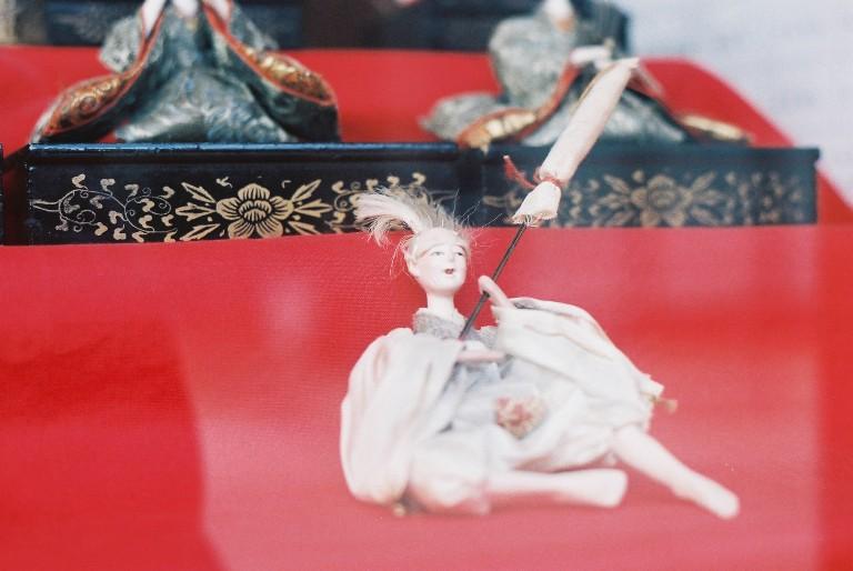 岩村町のひな祭り-1