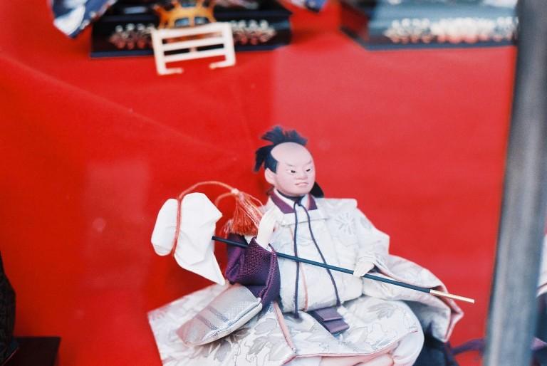 岩村町のひな祭り-2