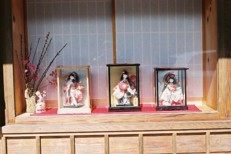 岩村町のひな祭り-3