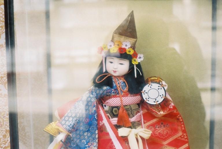 岩村町のひな祭り-5
