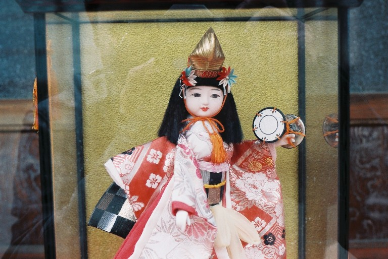 岩村町のひな祭り-8