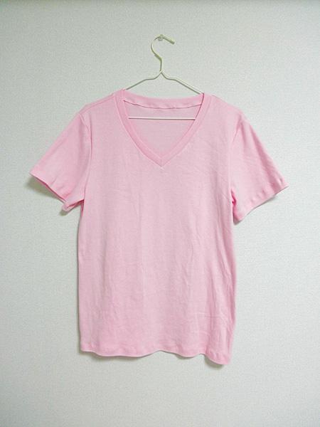 20140517Tシャツピンク①