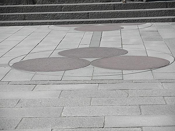 20140511出雲大社旧柱の跡