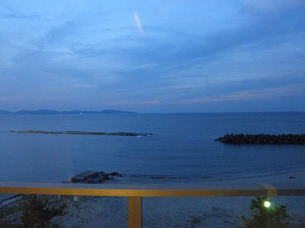 20140511ホテルの窓からの景色②
