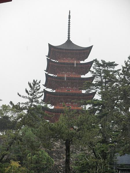 20140512厳島神社五重塔