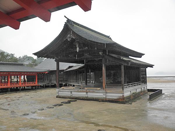 20140512厳島神社能舞台