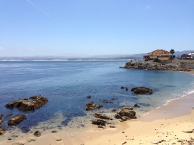 montray beach