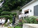 大行寺へ参拝