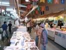 清水港海鮮市場にて
