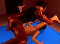 【エロアニメ・18禁アニメ】3Dエロアニメ 色黒ギャル【アニメ無料 動画 エ ロ】