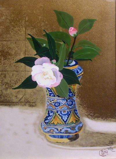 2014花を描く展3
