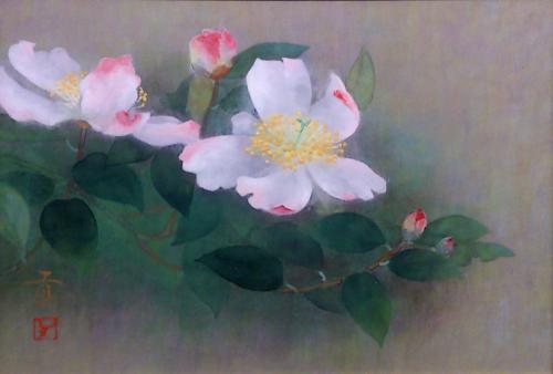 2014花を描く展4