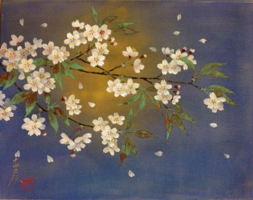 2014花を描く展5