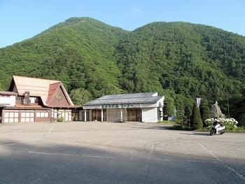 武石観光センター全景