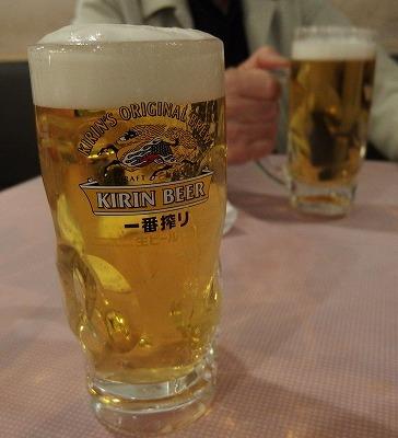 140324生ビール