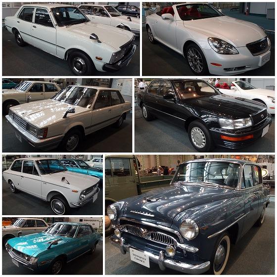 140620産業技術記念館トヨタ車