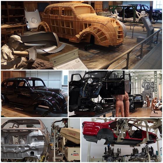 140620産業技術記念館自動車館製造工程
