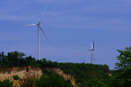 140626あわら北潟湖風力発電