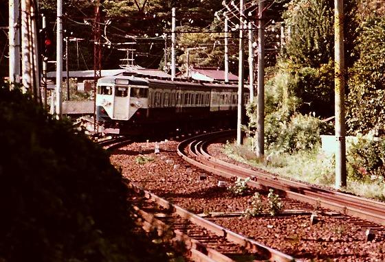 1971横須賀線