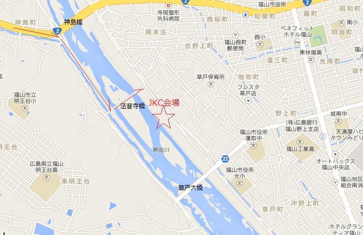 中国ブロック地図