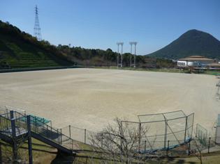 飯山総合運動公園②